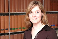 German lawyer Julia Ziegeler Hannover Germany